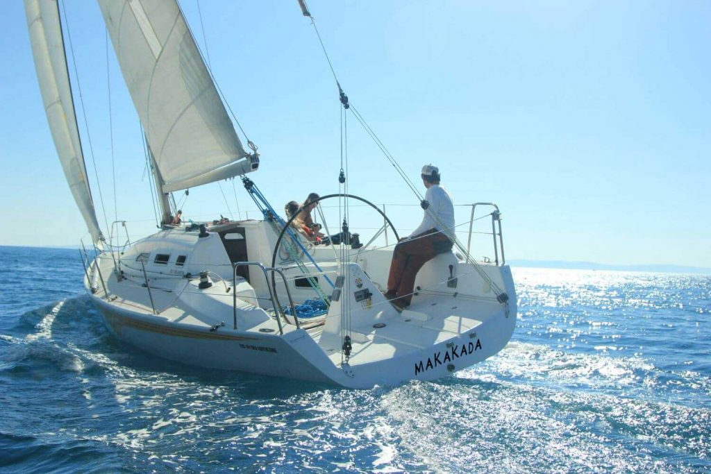 Sailing and Open Seas